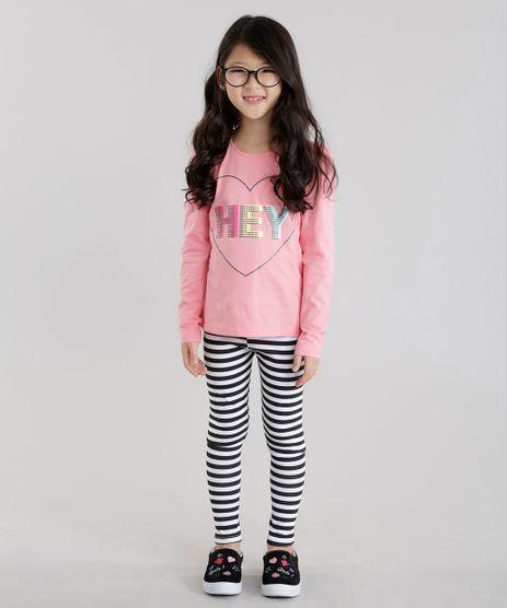 Conjunto--Hey--de-Blusa-Rosa-Claro---Calca-Legging-Listrada-Preta-8628009-Preto_1