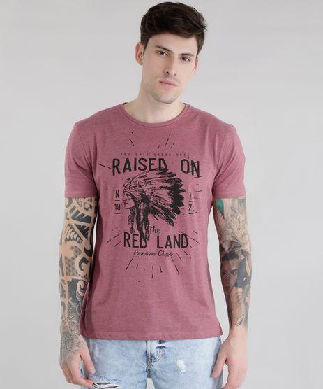 Camiseta--Raise-On-Red-Land--Vinho-8617166-Vinho_1