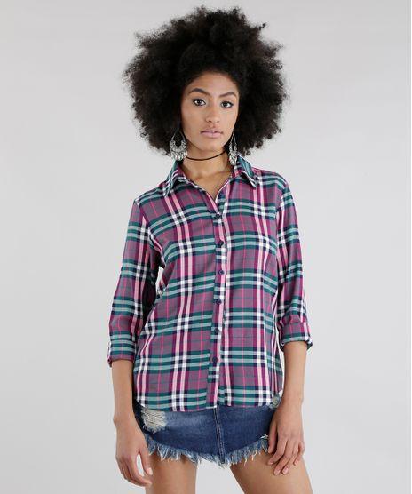 Camisa-Xadrez-Rosa-Escuro-8639898-Rosa_Escuro_1