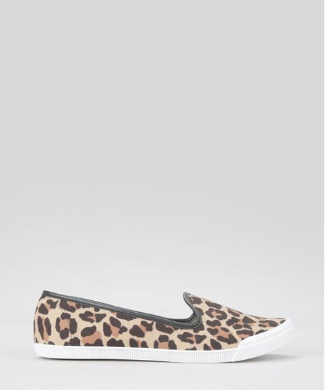 Slipper-Moleca-Animal-Print-Bege-8642647-Bege_1