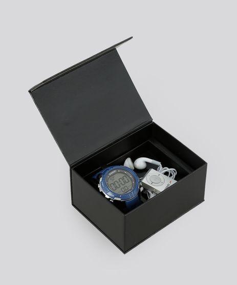 Kit-de-Relogio-Speedo-Masculino-Digital---MP3---Fone-de-Ouvido---81095G0EVNP1K-Azul-Marinho-8686498-Azul_Marinho_1