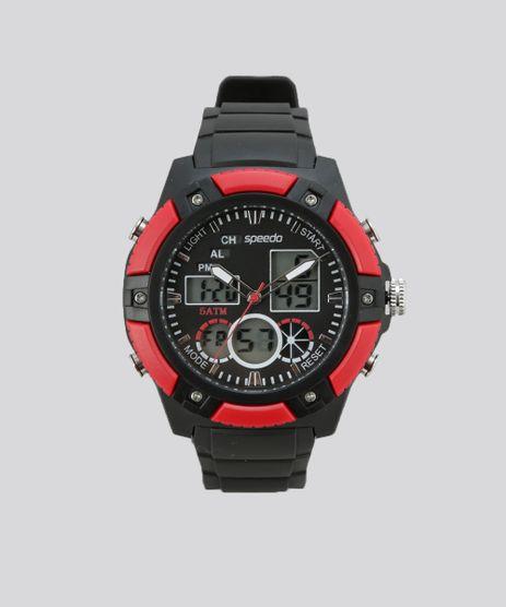 Kit-de-Relogio-Speedo-Masculino-Digital---MP3---Fone-de-Ouvido---81083G0EGNP1K-Preto-8686527-Preto_1