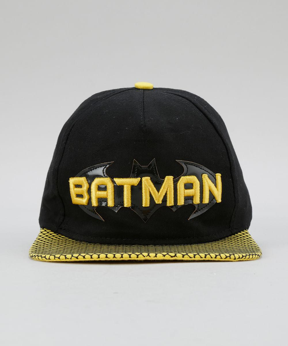 b085faaac9 CEA. Boné Batman Preta