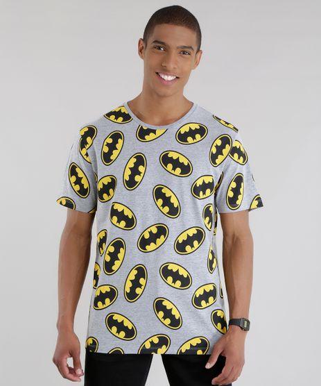 Camiseta-Estampada-Batman-Cinza-Mescla-8581535-Cinza_Mescla_1
