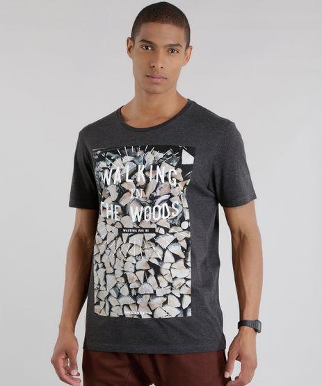 Camiseta--Walking-In-The-Woods--Cinza-Mescla-Escuro-8581883-Cinza_Mescla_Escuro_1