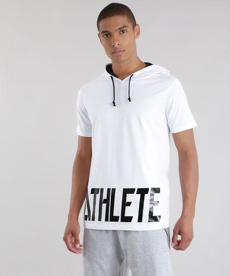 Camiseta-Ace--Athlete--com-Capuz-Branca-8675302-Branco_1