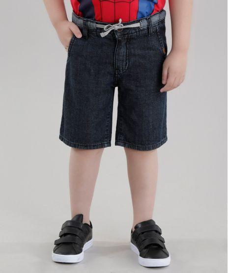 Bermuda-Jeans-Azul-Escuro-8626095-Azul_Escuro_1