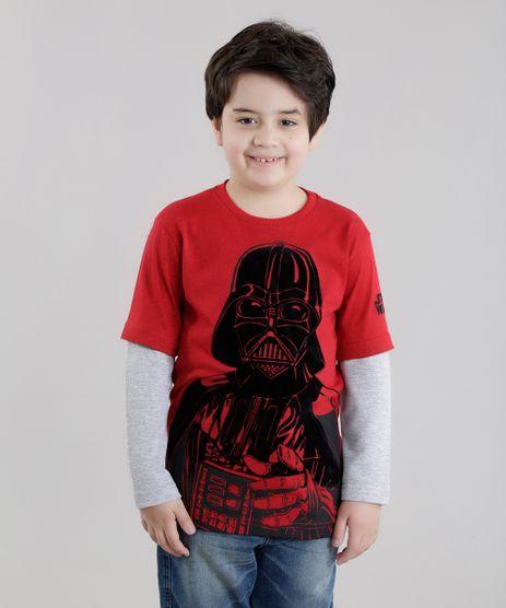 Camiseta-Darth-Vader-Vermelha-8630199-Vermelho_1