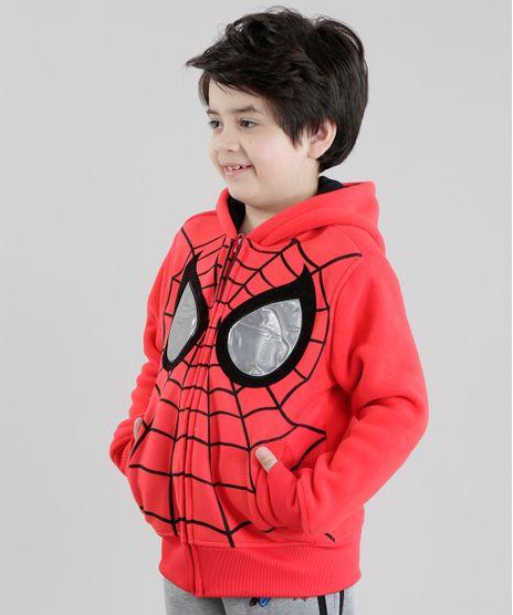 Blusao-em-Moletom-Homem-Aranha-Vermelho-8470076-Vermelho_1