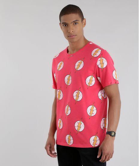 Camiseta-Estampada-Flash-Vermelha-8581549-Vermelho_1