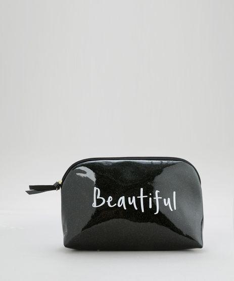 Necessaire-com-Brilho--Beautiful--Preta-8617190-Preto_1
