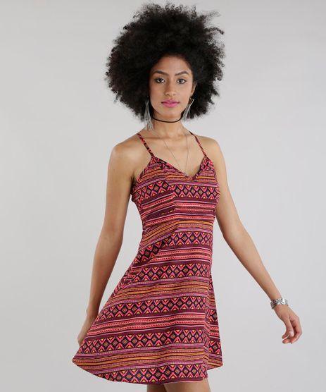 Vestido-Estampado-Etnico-Rosa-Escuro-8635864-Rosa_Escuro_1