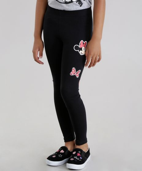 Calca-Legging-com-Estampa-da-Minnie-Preta-8609597-Preto_1