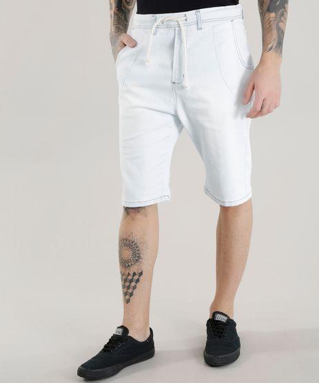 Bermuda-Jeans-em-Moletom-Relaxed-Azul-Claro-8440258-Azul_Claro_1