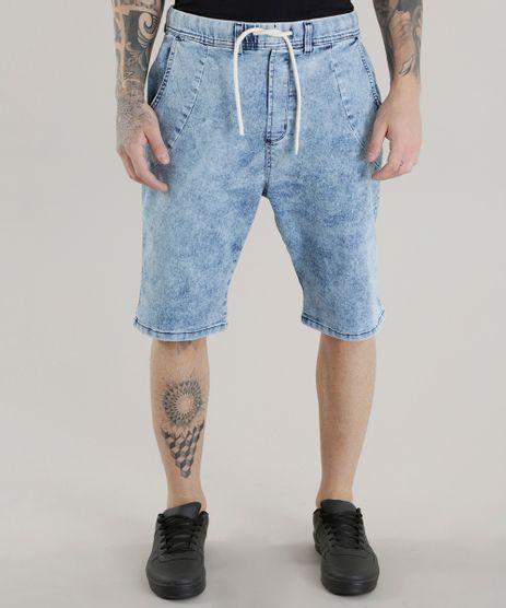 Bermuda-Jeans-em-Moletom-Relaxed-Azul-Medio-8440258-Azul_Medio_1