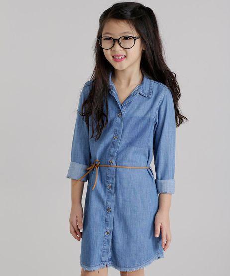 Vestido-Chemise-Jeans-com-Cinto-Azul-Claro-8629129-Azul_Claro_1