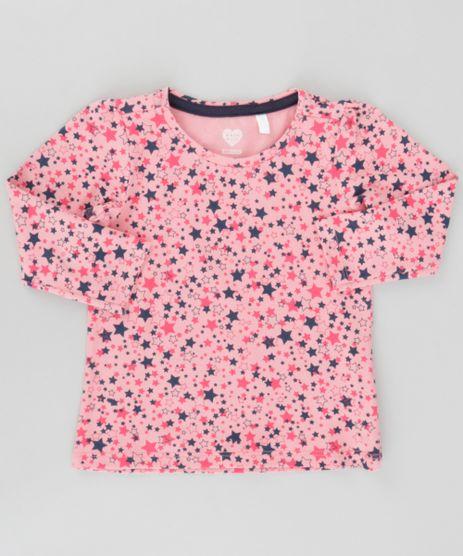 Blusa-Estampada-de-Estrelas-Rosa-8665267-Rosa_1