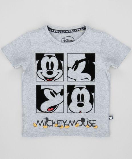 Camiseta-Mickey-Cinza-Mescla-8485395-Cinza_Mescla_1