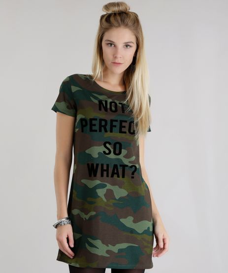 Vestido--Not-Perfect-So-What---Estampado-Camuflado-Verde-Militar-8695407-Verde_Militar_1