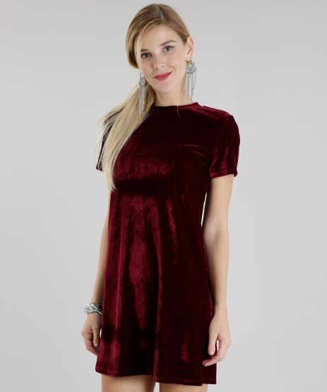 Vestido-em-Veludo-Vinho-8619385-Vinho_1