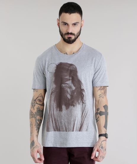 Camiseta-com-Estampa-Cinza-Mescla-8581777-Cinza_Mescla_1