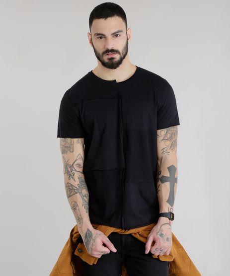 Camiseta-Longa-com-Recortes-Preta-8617290-Preto_1
