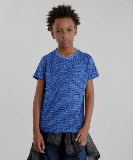 Camiseta-Listrada-com-Bolso-Azul-8630139-Azul_1