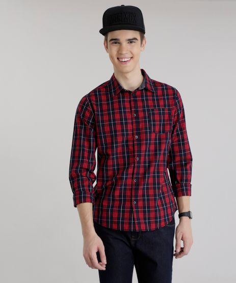 Camisa-Xadrez-Vermelha-8440394-Vermelho_1
