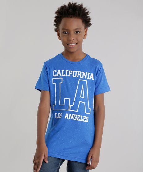Camiseta-Longa-Botone--California-LA--Azul-8620512-Azul_1