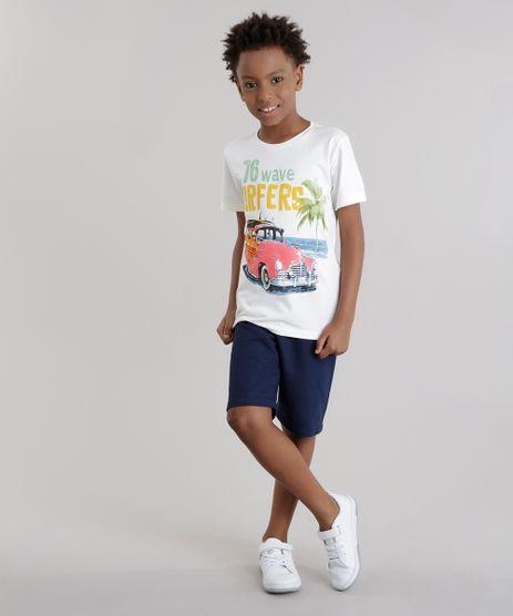 Conjunto-de-Camiseta--The-wave-surfers--Off-White---Bermuda-Azul-Marinho-8639798-Azul_Marinho_1