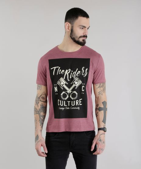 Camiseta--The-Riders-Culture--Vinho-8617173-Vinho_1