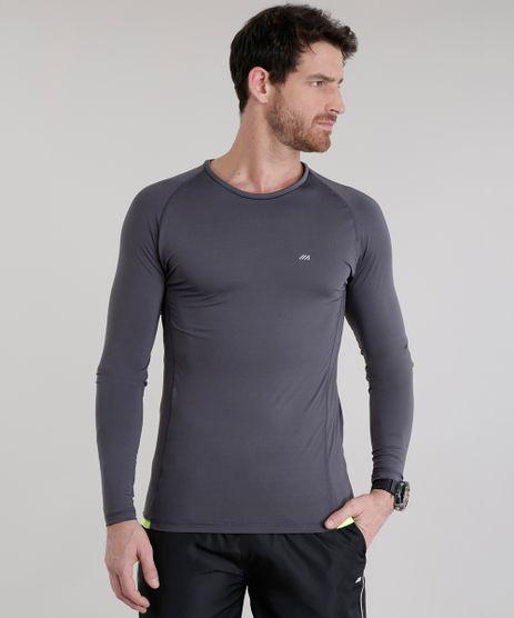 Camiseta-Ace-Basic-Dry-com-Protecao-UV-50--Chumbo-8285743-Chumbo_1