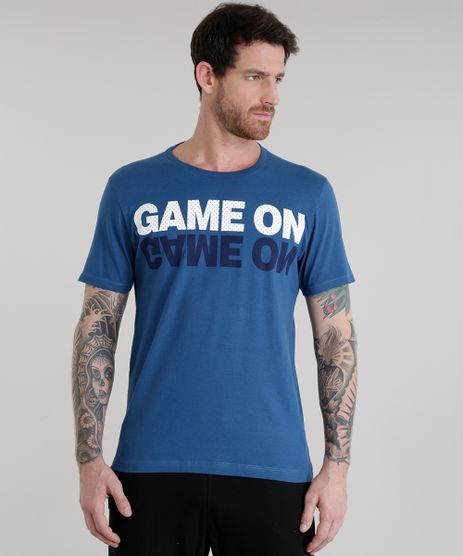 Camiseta-Ace--Game-On--Azul-Petroleo-8680816-Azul_Petroleo_1