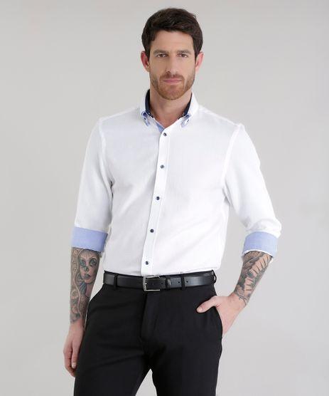 Camisa-Slim-em-Algodao---Sustentavel-Branca-8579502-Branco_1