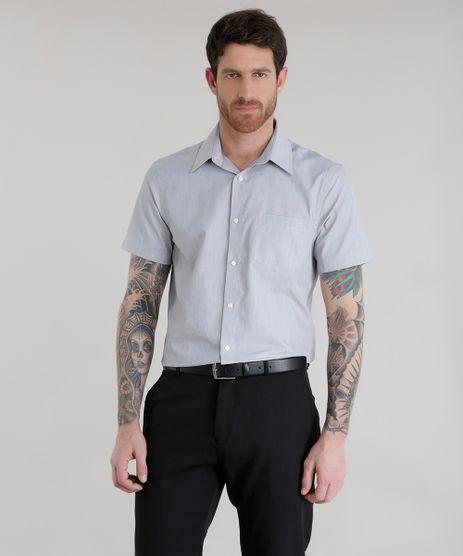 Camisa-Comfort-Listrada-Cinza-Claro-8578442-Cinza_Claro_1