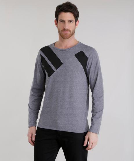Camiseta-com-Recortes-Cinza-Mescla-8575842-Cinza_Mescla_1