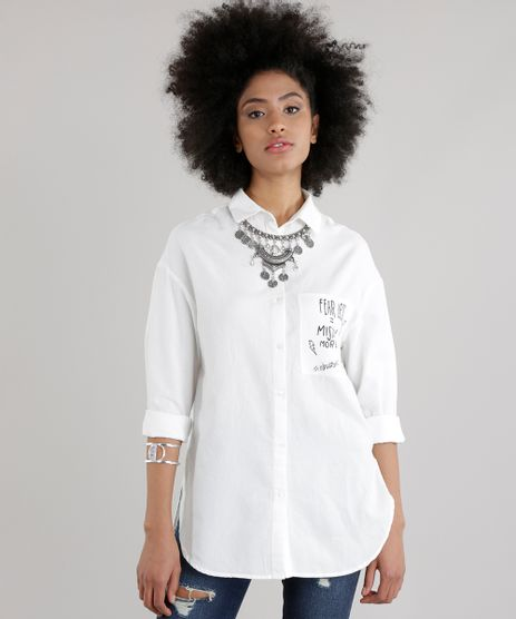 Camisa--Fear-Less-Mistake-More--Off-White-8547741-Off_White_1