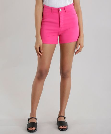 Short-Hot-Pant-Pink-8665802-Pink_1
