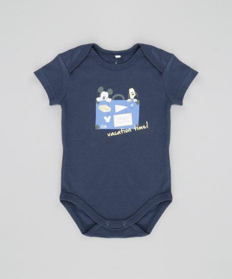 Body-Turma-do-Mickey-em-Algodao---Sustentavel-Azul-Marinho-8488208-Azul_Marinho_1