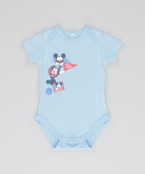 Body-Mickey-em-Algodao---Sustentavel-Azul-Claro-8487849-Azul_Claro_1