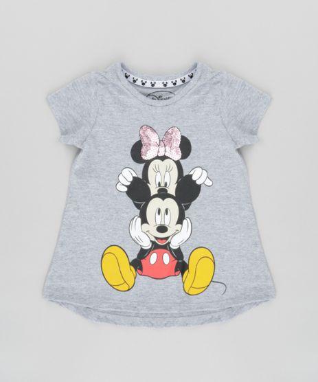 Blusa-Mickey-e-Minnie-com-Paete-Cinza-Mescla-8651459-Cinza_Mescla_1