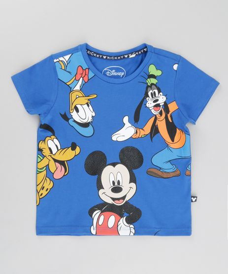 Camiseta-Turma-do-Mickey-Azul-Royal-8529800-Azul_Royal_1