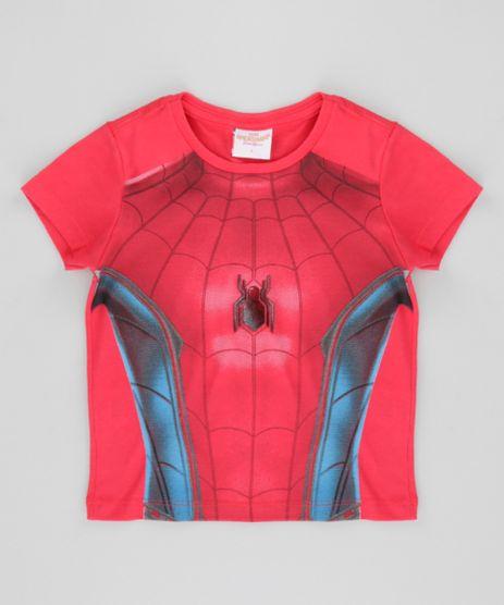 Camiseta-Homem-Aranha-Vermelha-8678474-Vermelho_1