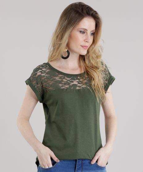 Blusa-com-Renda-Verde-Militar-8607559-Verde_Militar_1