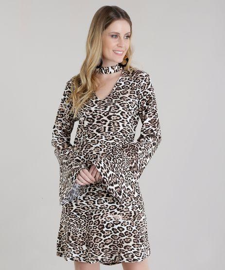 Vestido-Choker-Amplo-Estampado-Animal-Print-Bege-8683358-Bege_1