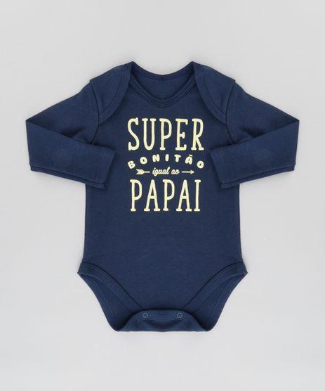 Body--Super-Bonitao-Igual-ao-Papai--Azul-Marinho-8636549-Azul_Marinho_1
