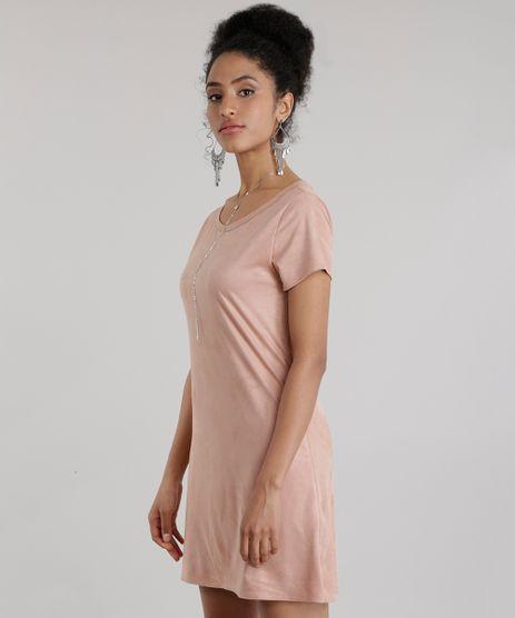 Vestido-em-Suede-Rose-8692973-Rose_1