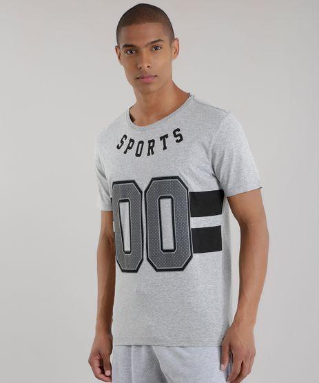 Camiseta--Sports--Cinza-Mescla-Claro-8626983-Cinza_Mescla_Claro_1