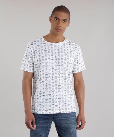 Camiseta-Estampada-de-Besouros-Branca-8681145-Branco_1