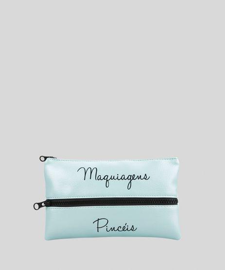 Necessaire-Estampada-de-Gatinho--Maquiagens-Pinceis--Azul-Claro-8617320-Azul_Claro_1